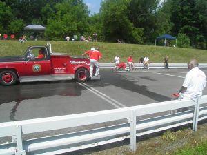 Motor hose replacement- deerfield 2011