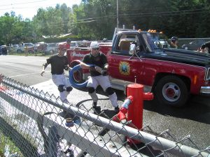 Motor pump- lake placid 2011